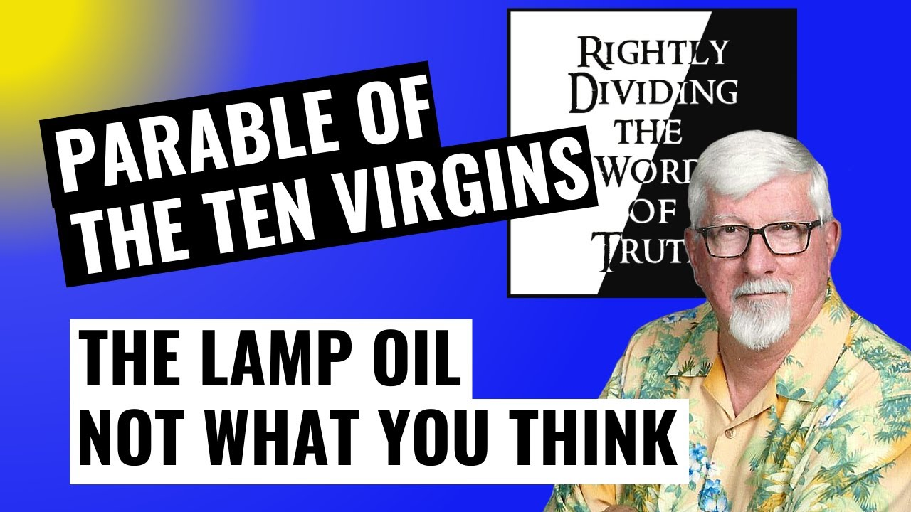 Download Parable of the Ten Virgins | What is the significance of the oil?