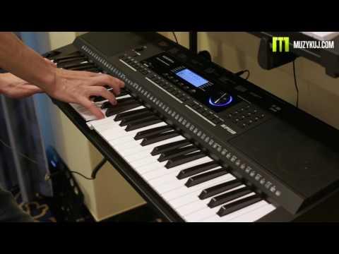 Nagrania dla muzykuj.com – Kurzweil KP 110  – musikmesse 2017 gra: Kamil Barański www.muzykuj.com