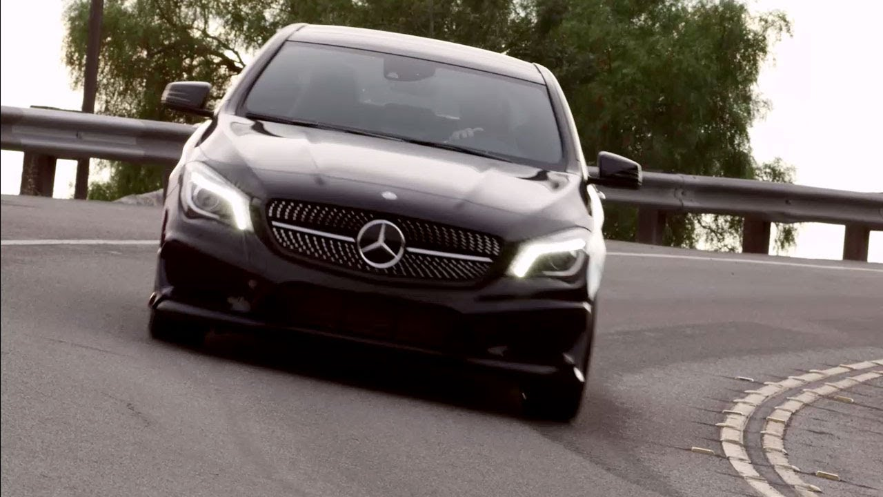 2014 mercedes benz cla250 review test drive youtube for Mercedes benz cla250 review