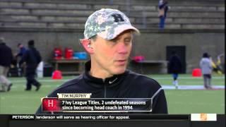 Tim Murphy Interview with ESPN's Samantha Ponder