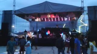 grupo fuego -popurri angeles de fuego en vivo  desde chiapas