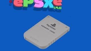 Tuto! Transférer vos sauvegardes Epsxe sur votre carte mémoire Playstation