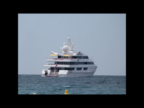 [VIJAY MALLYA]: His Crazy US$ 150,000,000 Yacht INDIAN EMPRESS
