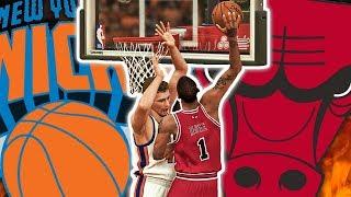 The Dunk Heard Around the World - NBA 2K19 Derrick Rose My Career Ep. 8