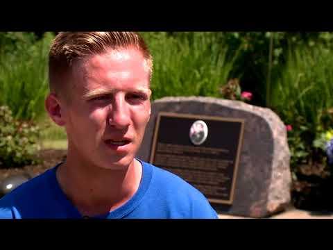 OFFICER MIKTARIAN KILLED 10 YEARS...