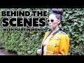 Modeling Shoot Behind the Scenes - Meg Turney