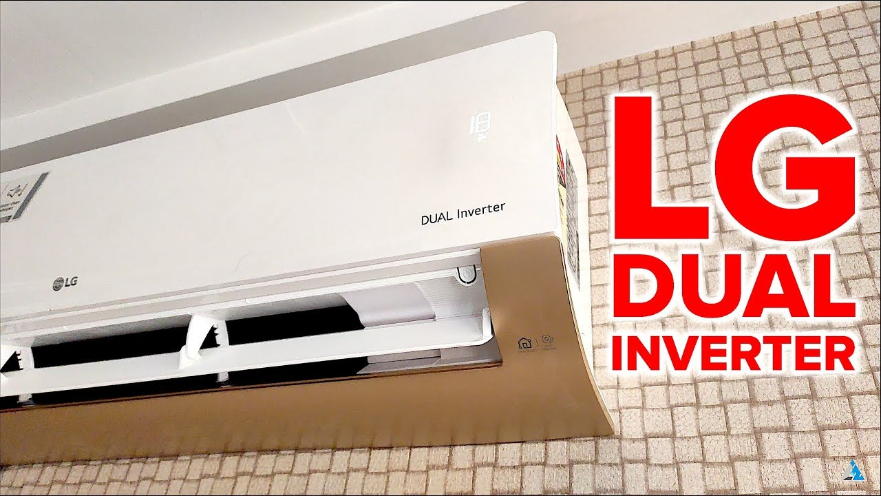 [HINDI] LG Dual Inverter AC REVIEW and INSTALLATION [KS-Q18AWZD]