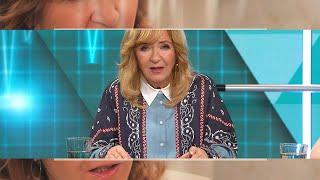 """Ida Bremmers om att ha sex: """"Det känns som om man har skurit sig i underliv… - Malou Efter tio (TV4)"""