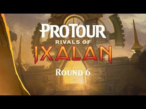 Pro Tour Rivals of Ixalan Round 6 (Modern): Gerry Thompson vs. David Williams