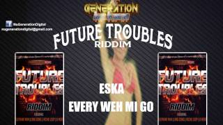 FUTURE TROUBLES RIDDIM MIX  NU GENERATION DIGITAL