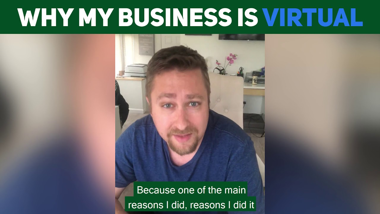 Why My Business Is Virtual | Jeremiah Dalton of Suffolk County House Buyers