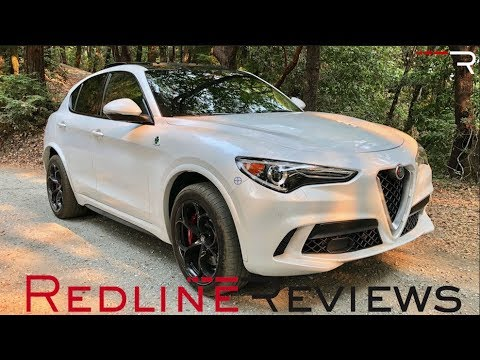 2018 Alfa Romeo Stelvio Quadrifoglio – The Race Car of SUV's