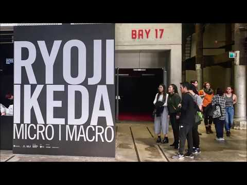 Ryoji Ikeda - Micro | Macro