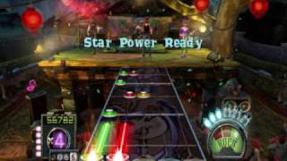 guitar hero 3 still alive portal song