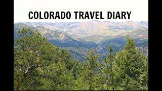 Colorado Montage | Travel Diary | Lauren Vasko