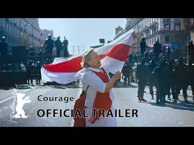 Movie of the Day: Courage (2021) by Aliaksei Paluyan