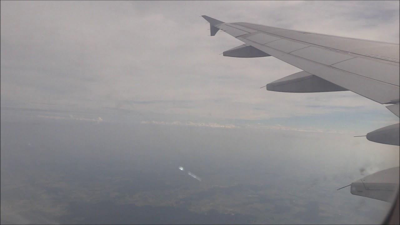 Flug Saarbrücken München