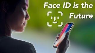 Face ID has more potential for Future Biometrics