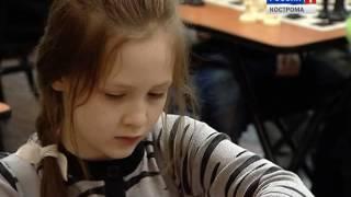 В Костроме прошёл традиционный новогодний турнир по шахматам