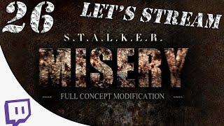Let's Stream: S.T.A.L.K.E.R. CoP Misery 2.1.1 The Black Road ► Part 26(, 2016-02-10T10:23:00.000Z)