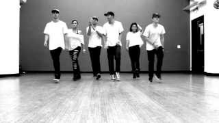 FINE CHINA - Chris Brown | Choreogaphy by Matt Steffanina » Hip Hop Dance @MattSteffanina