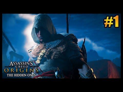 J'AI EU LE DLC EN AVANCE !!! (Assassin's Creed : The Hidden Ones #1)