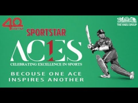 SPORTSTAR ACES AWARDS 2019