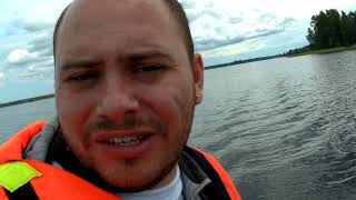 Рыбалка с ночевкой Рыбалка На озере Вуокса и на озере Отрадное