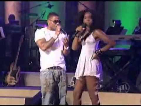 Kelly Rowland and Nelly - Dilemma (Live In Bahamas)