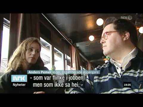 Med Sofia Helin i norska