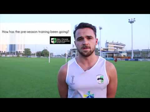 Luke Stevenson Interview- Harlequins Abu Dhabi