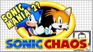 Sonic Chaos is Back! | Nostalgia Nerd