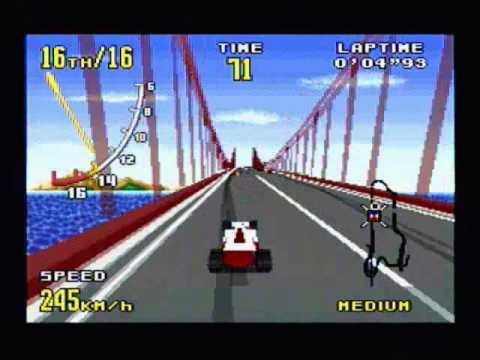 Virtua Racing (Genesis)