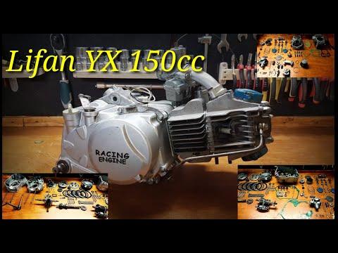 Lifan Engine YX 150cc Racing rebuild!!!