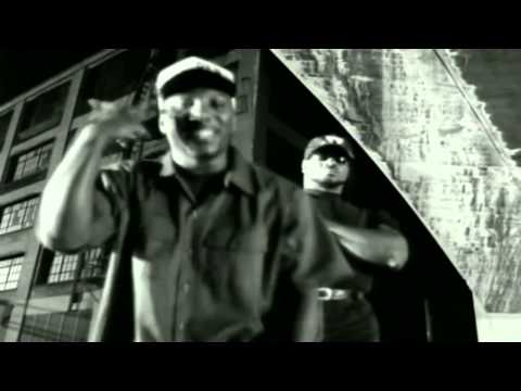 NWA - Alwayz Into Somethin' [Official Video]