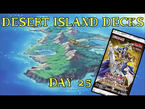 DESERT ISLAND DECKS | Day 25 - THE DUEL | LittleKuriboh