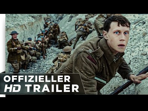 1917 - Trailer 2 deutsch/german HD