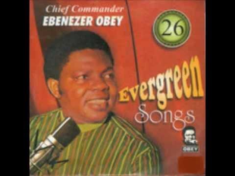Ebenezer Obey- Mo F'oro Mi Le E Iowo
