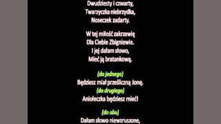 Moniuszko - Straszny Dwór [4] Akt 1 Tercet - Przyjazd Cześnikowej