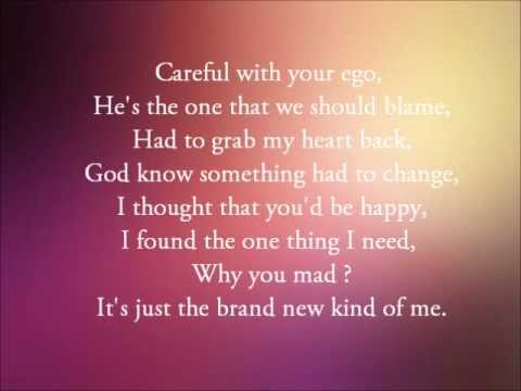 Alicia Keys  Brand New Me  Lyrics