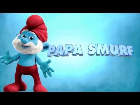 The Smurfs 2  Tanıtım Videosu