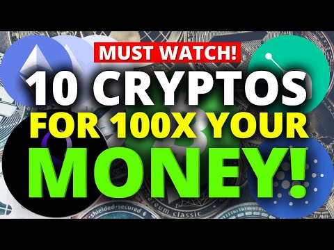 10 TOP GROWTH CRYPTOCURRENCIES TO BUY NOW 2021 FOR 100X RETURNS!! I AM BUYING THESE CRYPTO ALTCOINS!