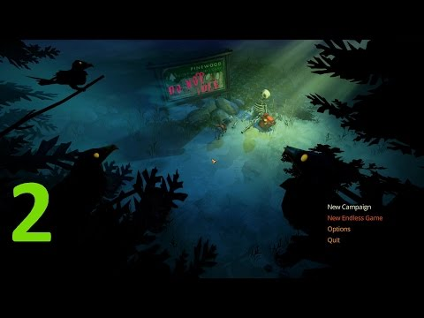 Let's do a bit of; The flame in the flood - E2