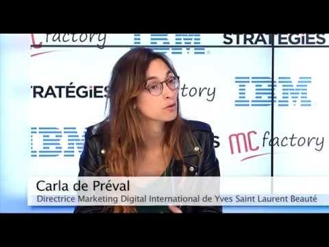 L'expérience client ré-inventée par Yves Saint Laurent Beauté