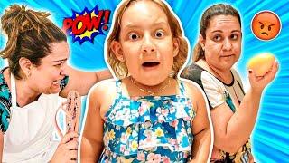 Maria Clara e os mais engraçados Tipos de Mães - MC Divertida