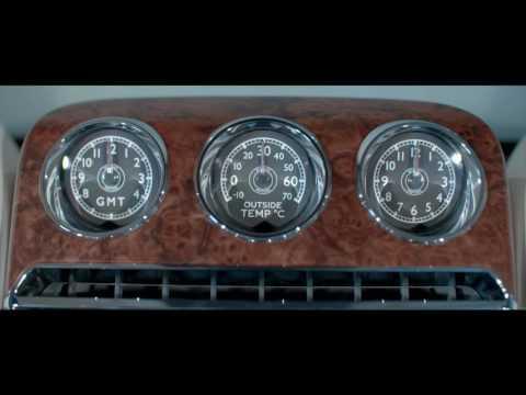 Bentley Mulliner - the Beauty of Bespoke