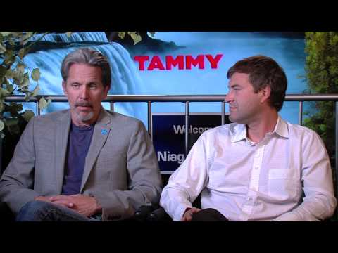 Mark Duplass and Gary Cole on wooing the ladies of 'Tammy'