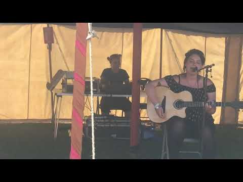Rae Goman live at Rudry Festival July 2018