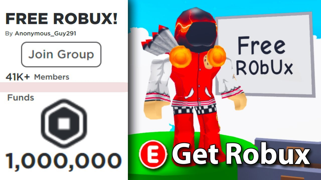 How To Get FREE ROBUX From A Roblox Game! Working Game That Gave Real Robux For FREE
