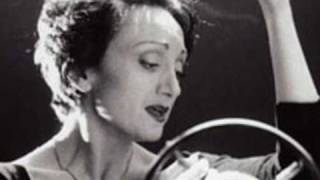Opinion Publique of Edith Piaf